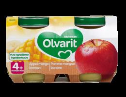 OLVARIT Olvarit 4M Appel-Mango-Banaan