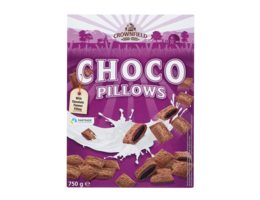 CROWNFIELD Choco Pillows