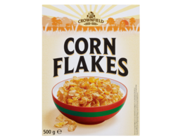 CROWNFIELD Cornflakes