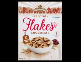 CROWNFIELD Flakes met chocolade