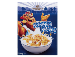 CROWNFIELD Frosted flakes
