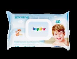 LUPILU Snoetenpoetsers met milde lotion