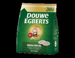 DOUWE EGBERTS Koffiepads Mokka