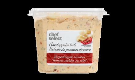 CHEF SELECT Aardappelsalade met zongedroogde tomaten