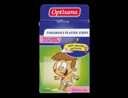 OPTISANA Pleisters voor kinderen