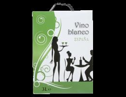 Witte wijn droog, Spanje