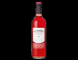 CONDE NOBLE Rosé wijn, Spanje