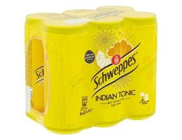 SCHWEPPES Schweppes Indian tonic