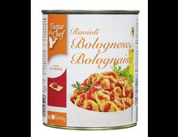 Toque du chef Ravioli bolognese