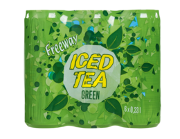 Freeway Iced Tea Green