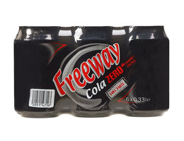 Freeway Freeway cola zero