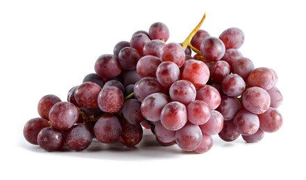 Druiven rood pitloos
