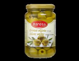 BARESA Groene olijven ontpit