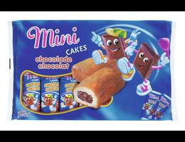 Mister Choc Minicakes chocolade