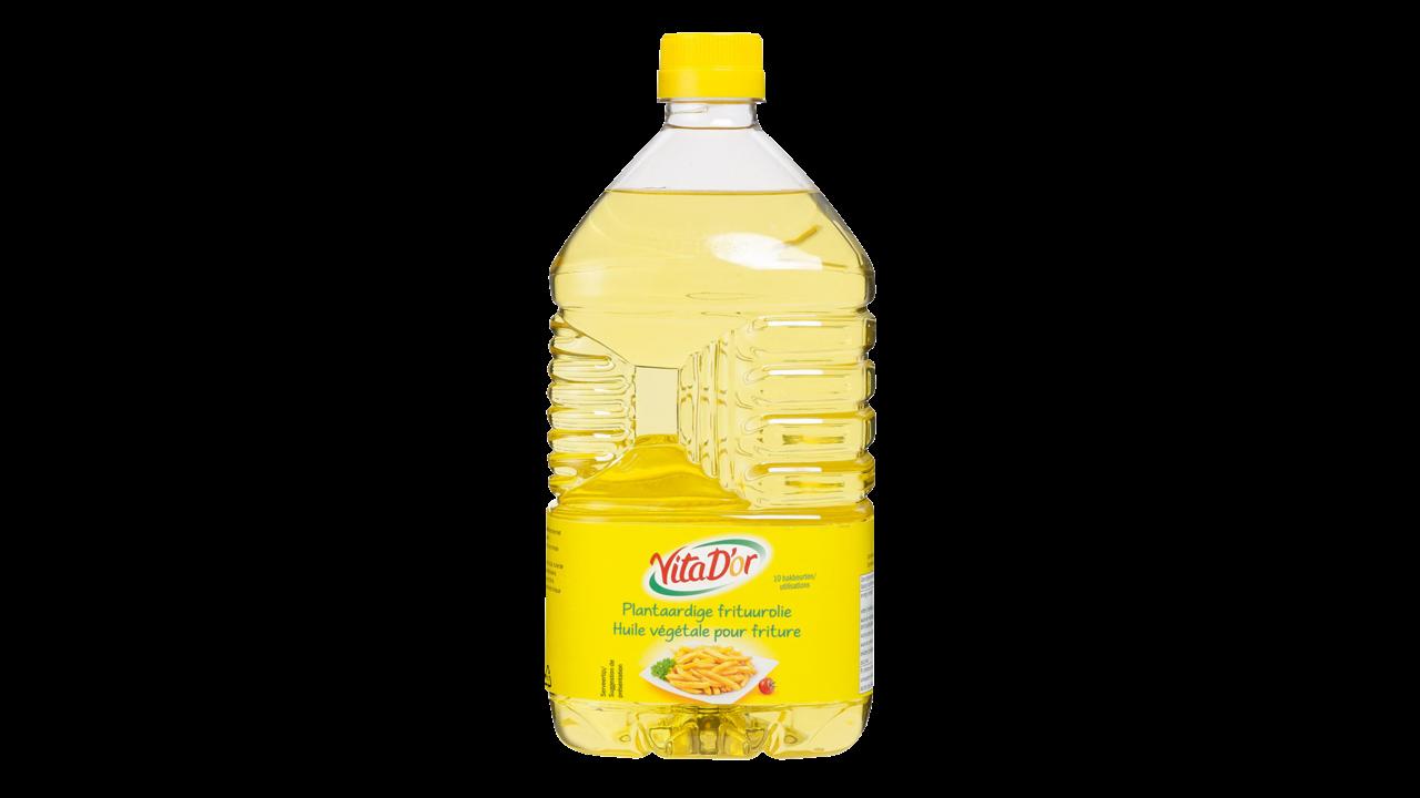 VITA D'OR Plantaardige frituurolie