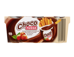 CHOCO NUSSA Broodsticks met chocopasta