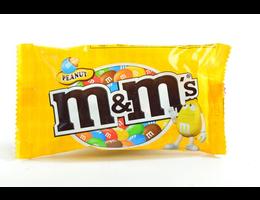 M&M's M&M's peanuts