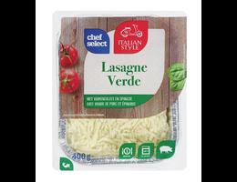 CHEF SELECT Lasagne verde