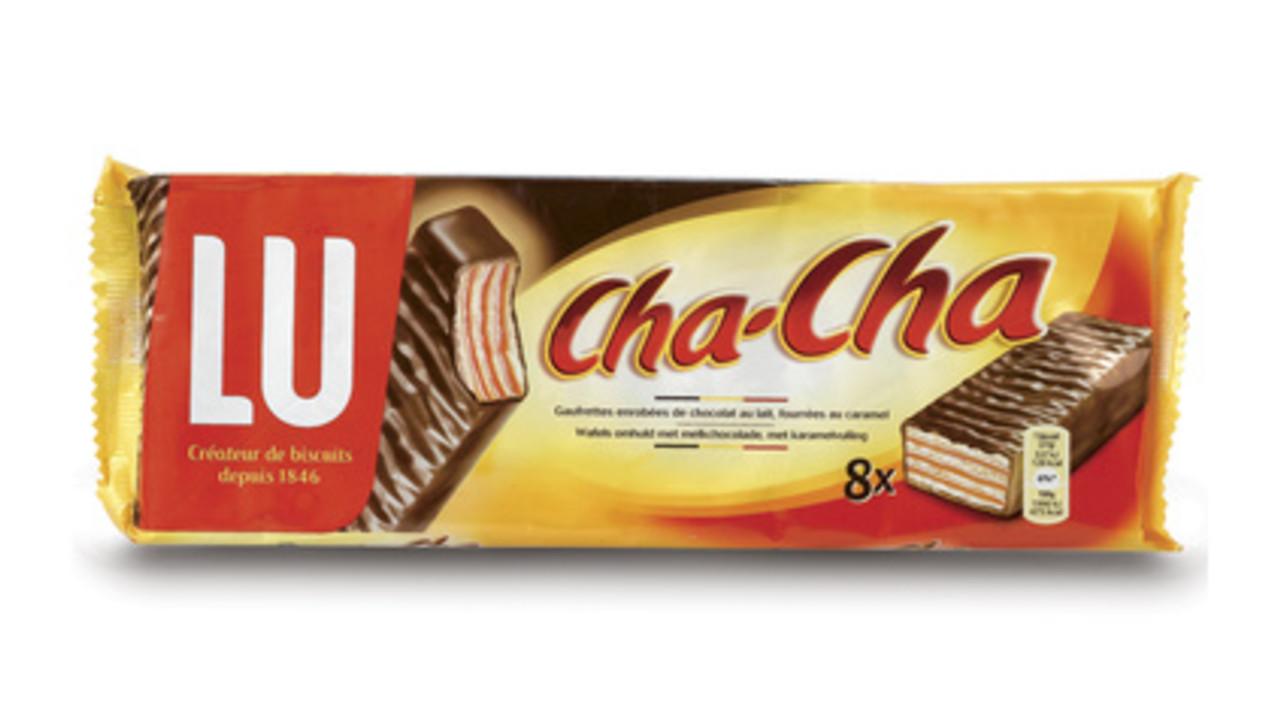 LU Cha-Cha wafels