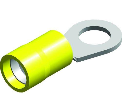 Ringkabelschoen easy entry - PVC geïsoleerd - Draaddikte 4.0-6.0 mm² - 100 st.