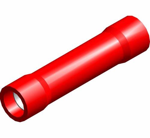 Stootverbinder met easy entry - PVC geïsoleerd - Draaddikte 0.5-1.5 mm² - 100 st