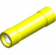 Stootverbinder met easy entry - PVC geïsoleerd - Draaddikte 4.0-6.0 mm² - 100 st
