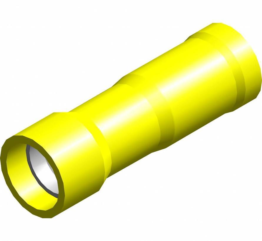 Kogel kabelschoen female - PVC geïsoleerd - Draaddikte 4.0-6.0 mm² - 100 st