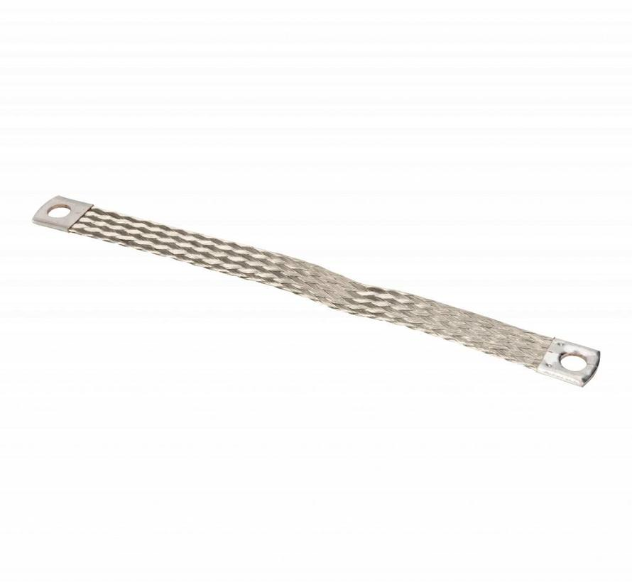 Massastrip vertind gevlochten koper - 25mm²