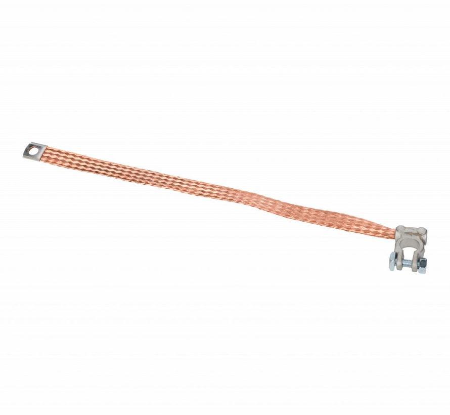 Accu massastrip koper - 25mm²