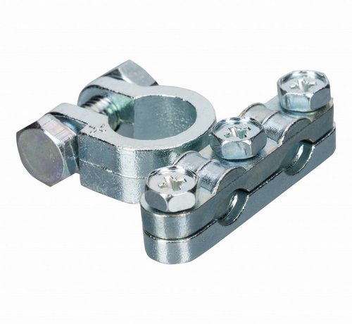 Accupoolklem Alpha type 10 - 50 mm² - Positive clamp