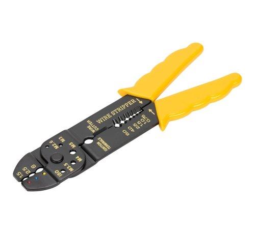 Multi tool voor geïsoleerde kabelschoentjes