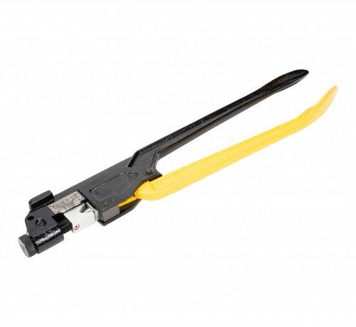 Krimptang voor niet geïsoleerde kabelschoentjes 10.0 - 120.0 mm²