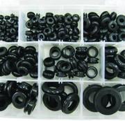 210-delig assortiment rubberen doorvoertules