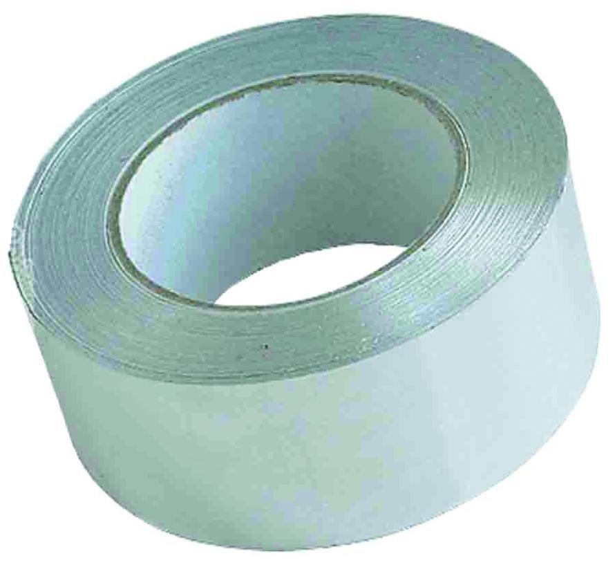 Aluminium tape - 50 mm x 50 m