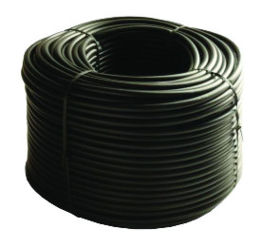 Kabel isolatieslang PVC zwart