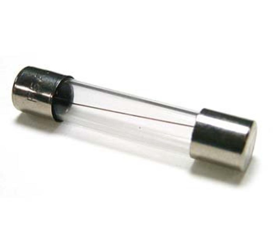 Glaszekering 6.35x32 mm - 25 stuks