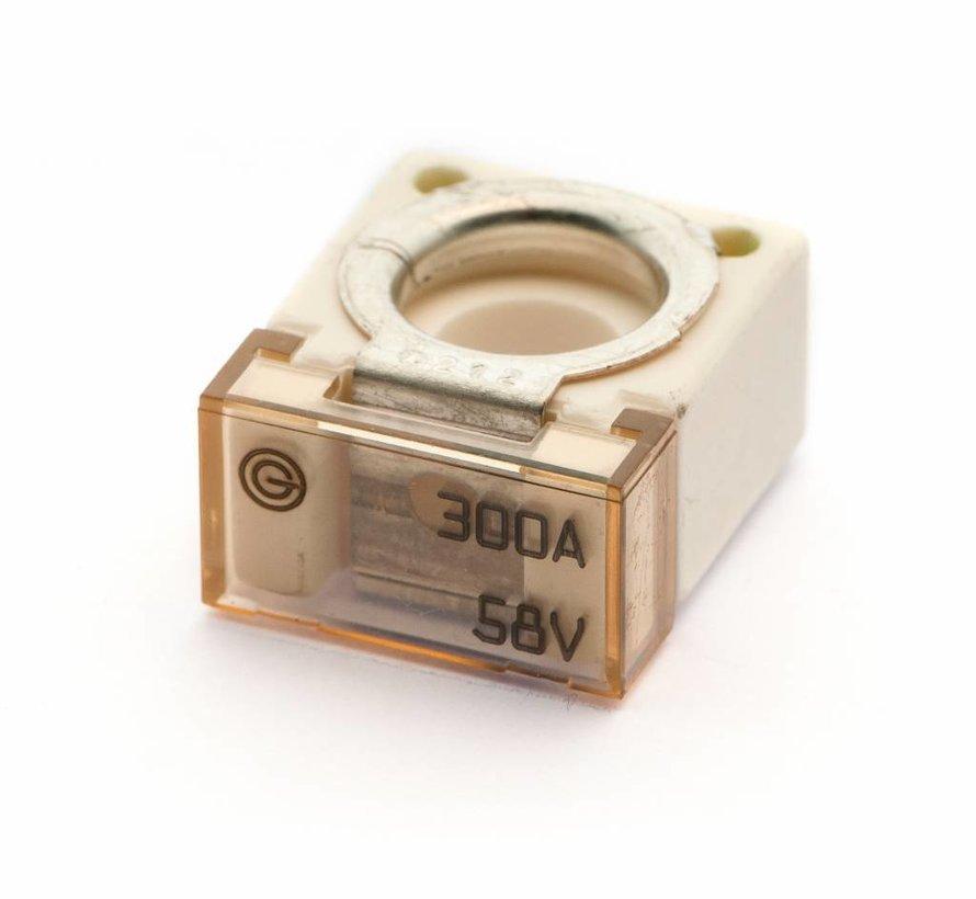 Cube Bolt-on zekering 300 A / 58 V