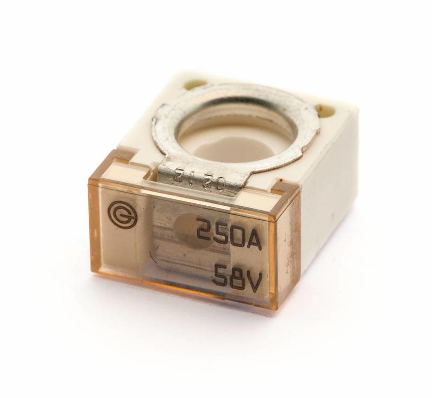 Cube Bolt-on zekering 250 A / 58 V
