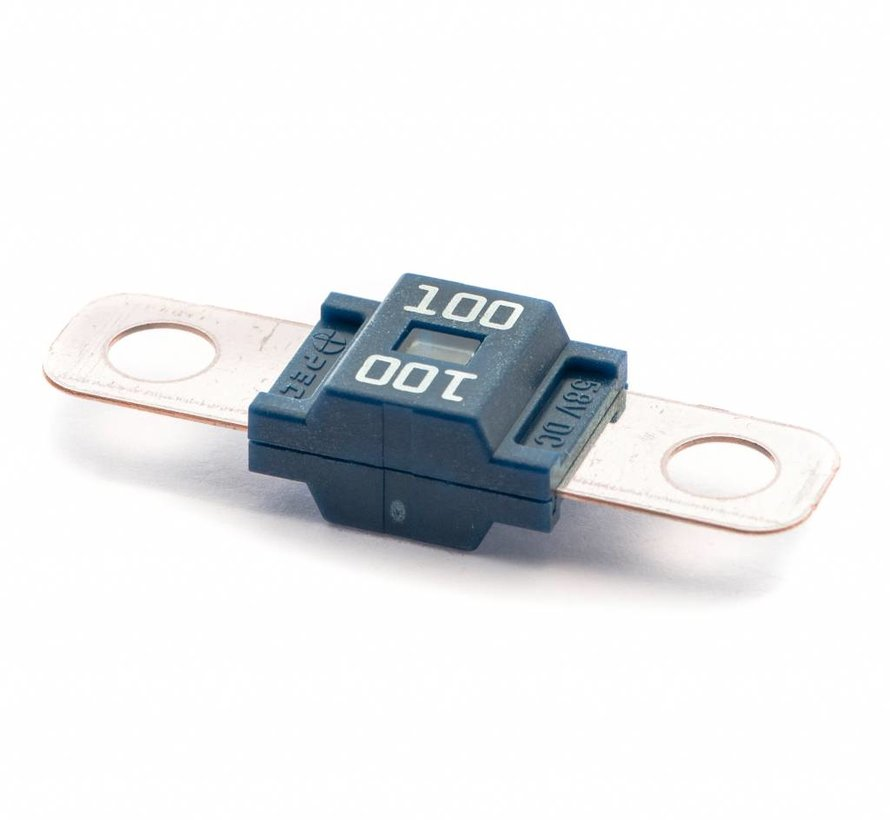 Bolt-on zekering Midi 100 Ampère / 58 V - 5 stuks
