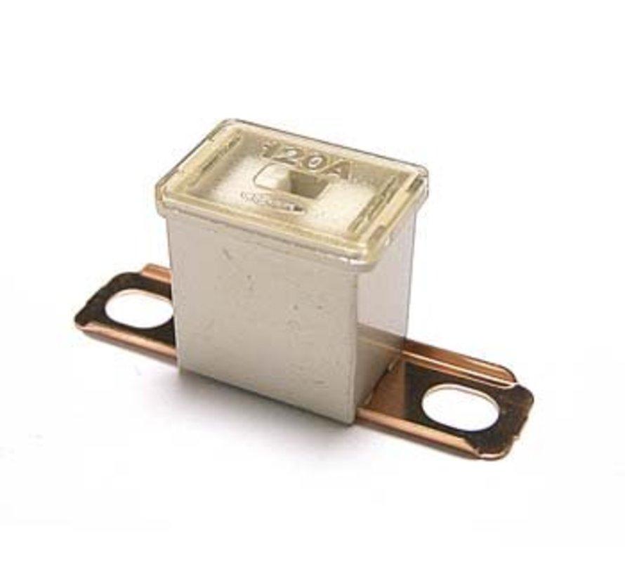 Cartridge zekering CS/CT serie horizontal bolt-on 120 Ampère / 58 V