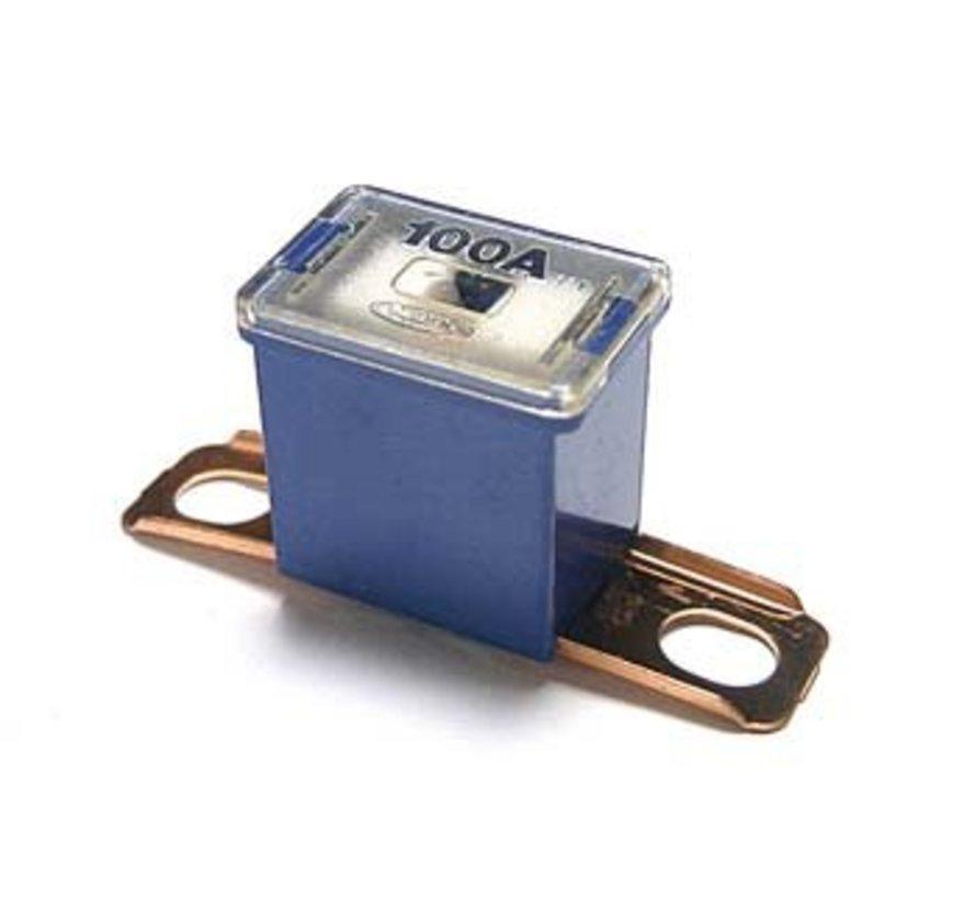 Cartridge zekering CS/CT serie horizontal bolt-on 100 Ampère / 58 V