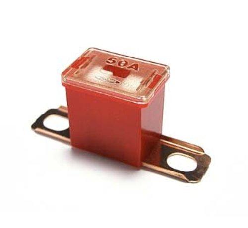 Cartridge zekering CS/CT serie horizontal bolt-on 50 Ampère / 58 V