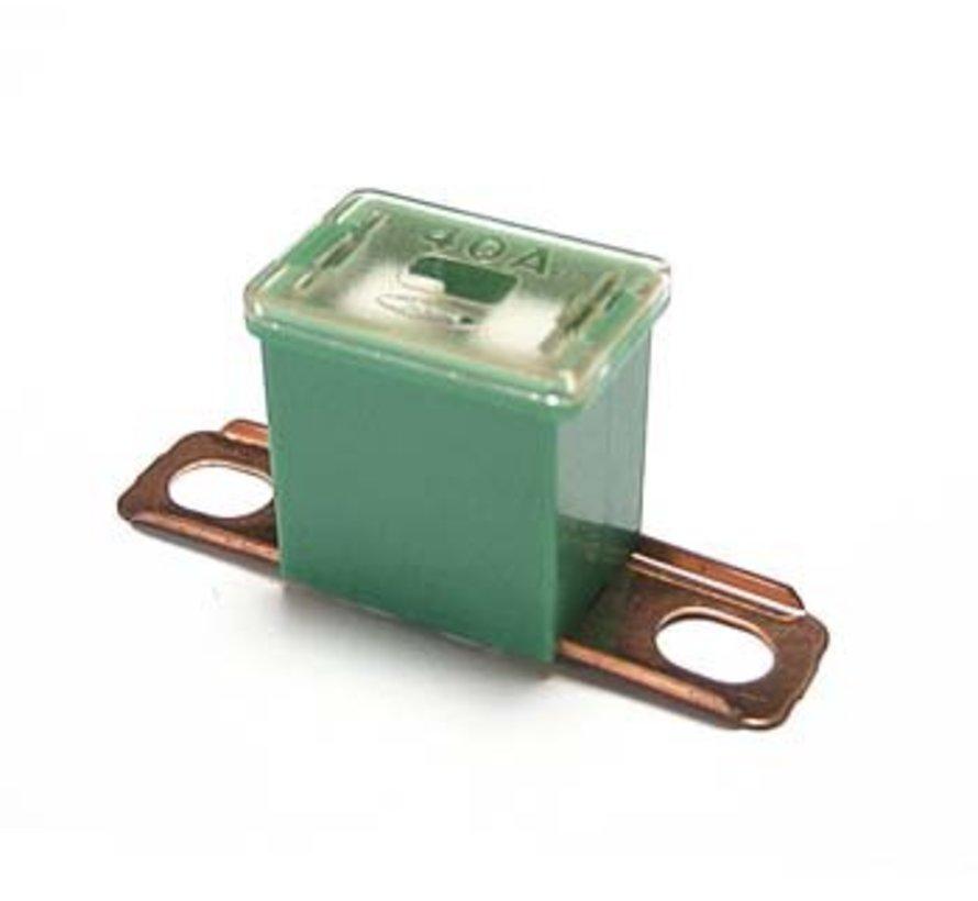 Cartridge zekering CS/CT serie horizontal bolt-on 40 Ampère / 58 V