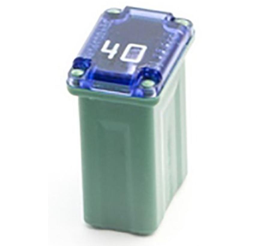 Cartridge zekering J Micro serie female 40 Ampère / 32 V