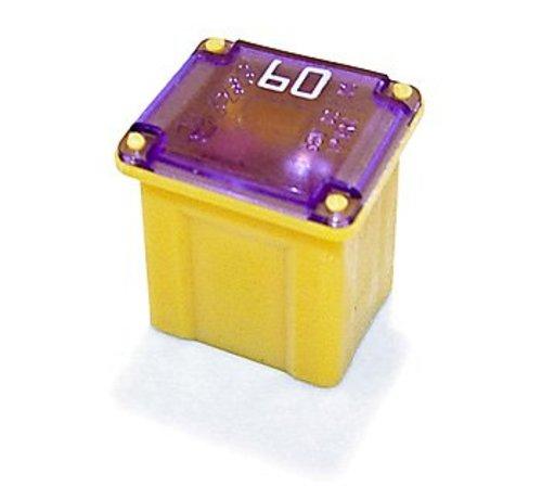 Cartridge zekering JLP serie female 60 Ampère / 58 V