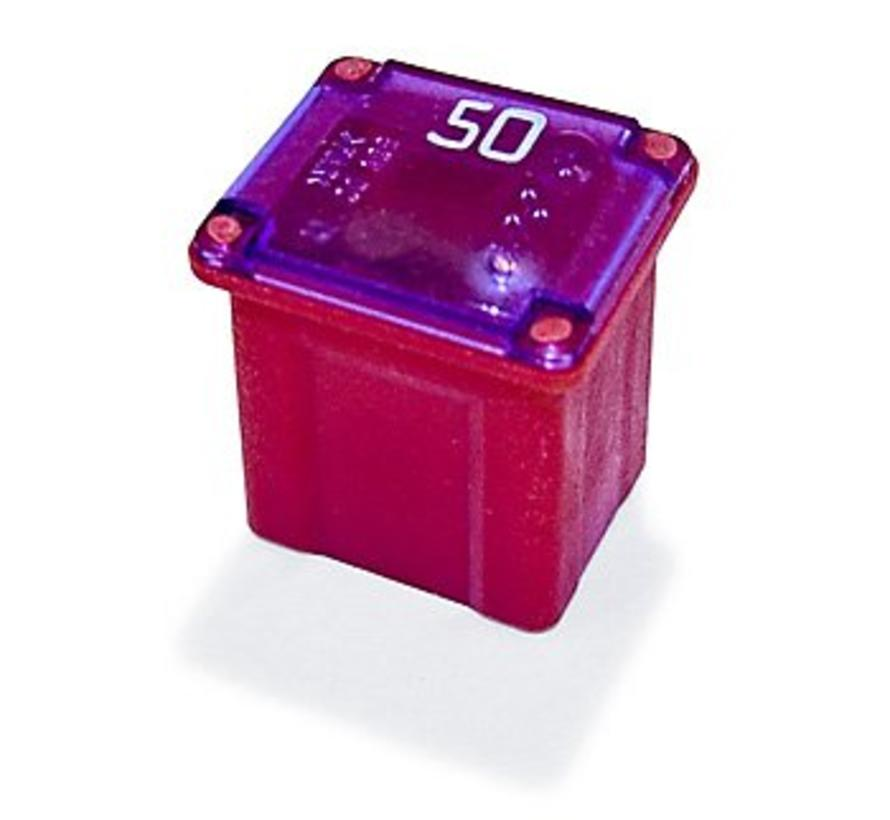 Cartridge zekering JLP serie female 50 Ampère / 58 V