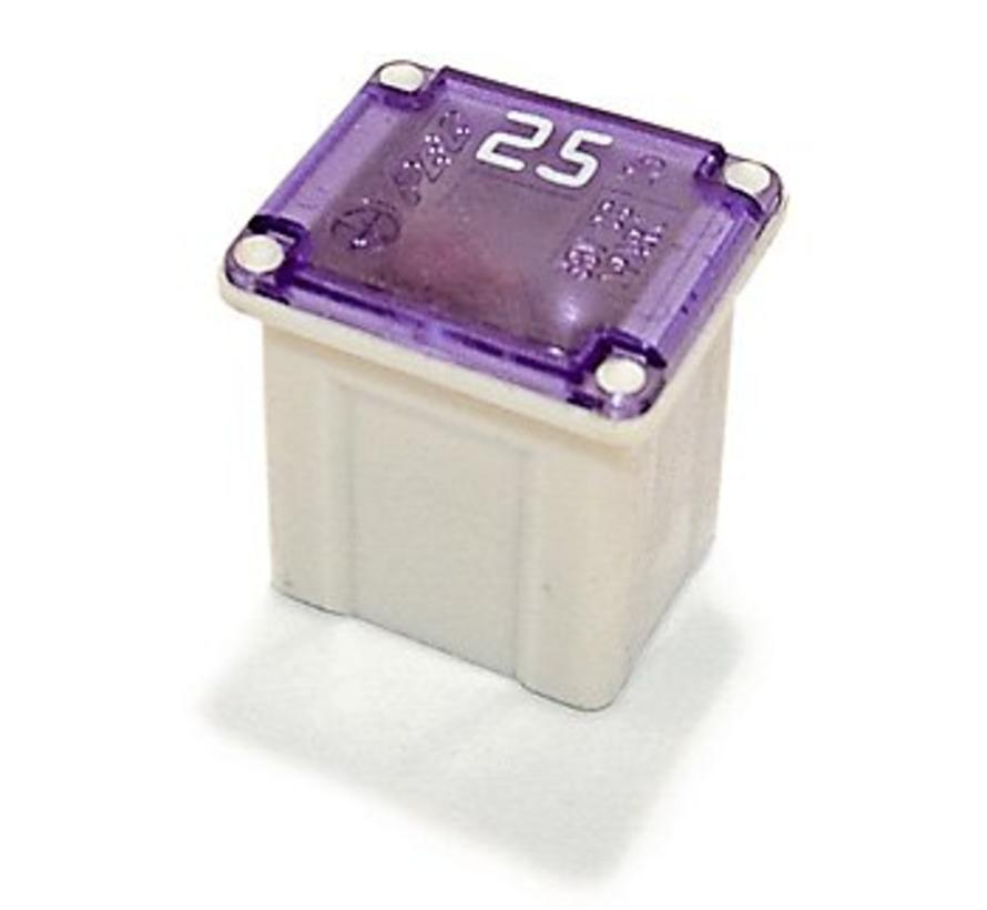 Cartridge zekering JLP serie female 25 Ampère / 58 V