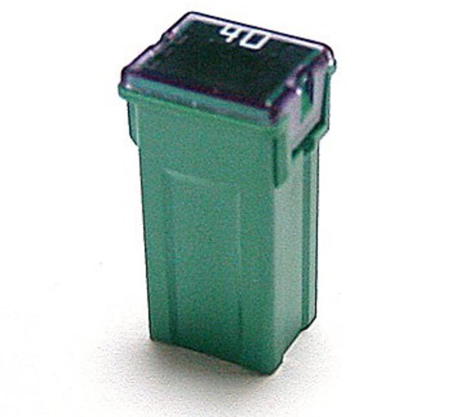 Cartridge zekering J serie female 40 Ampère / 58 V