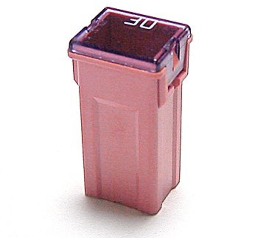 Cartridge zekering J serie female 30 Ampère / 58 V