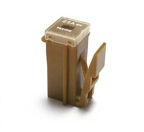 Cartridge zekering D serie female 25 Ampère / 32 V